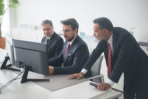 Бесплатное стоковое фото с бизнес, бизнесмены, вараны