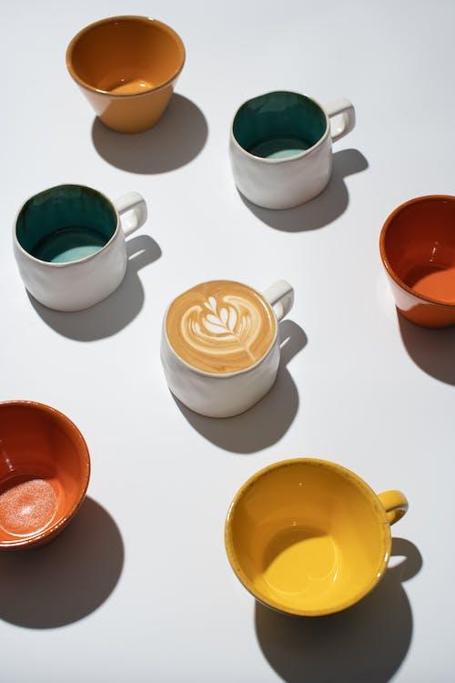 coffe, 그레이, 그림자의 무료 스톡 사진