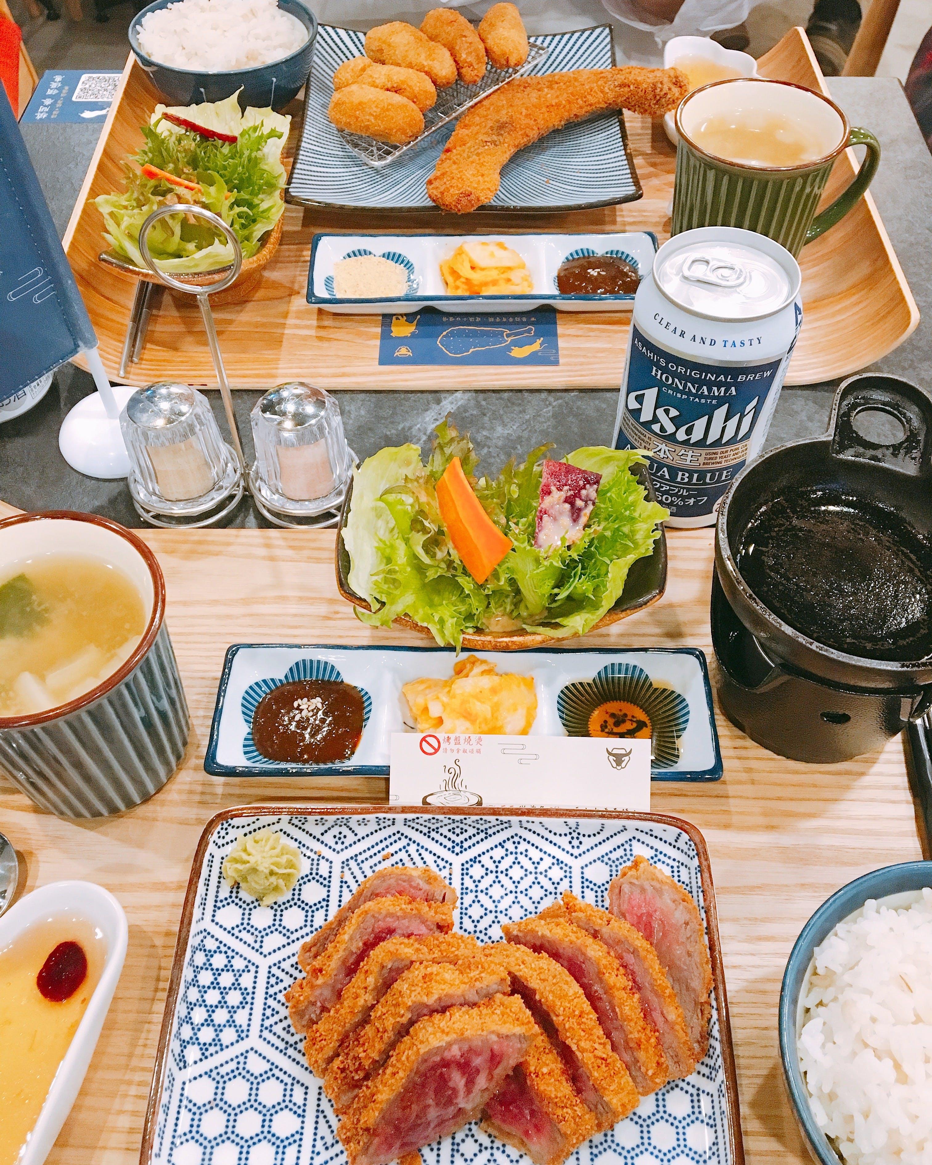 Fried Food on Plate