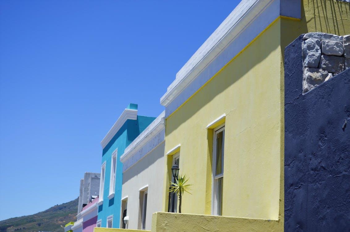 บ้านสีสันสดใส, มีสีสัน, สี