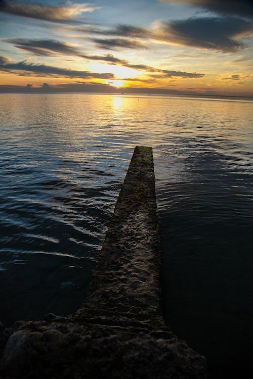 Základová fotografie zdarma na téma jezero, krajina, lehký