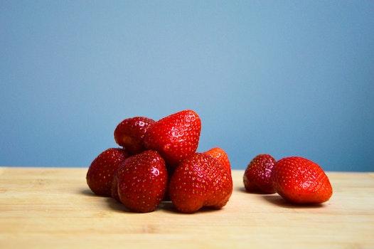 Kostenloses Stock Foto zu essen, früchte, erdbeeren