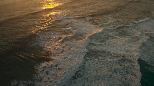 Free stock photo of aerial footage, at the beach, beach
