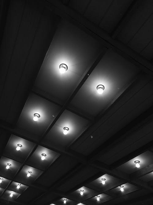 Základová fotografie zdarma na téma černobílá, jednobarevný, letovisko, minimální