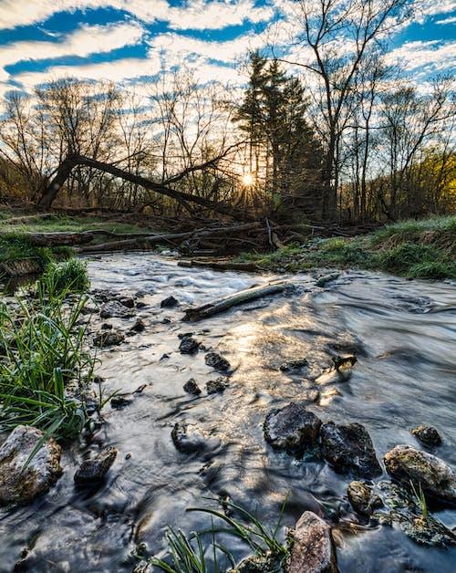 Ilmainen kuvapankkikuva tunnisteilla järvi, joki, kallio