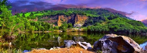 Základová fotografie zdarma na téma hora, krajina, Vietnam, zelená