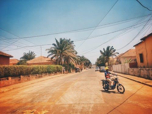 Free stock photo of africa, bike, bissau