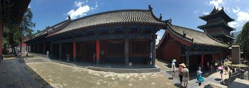 Безкоштовне стокове фото на тему «dengfeng, templo, Китай, кунг-фу»