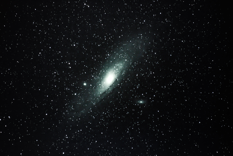 Free stock photo of andromeda, andromeda galaxy, astrophotography, black