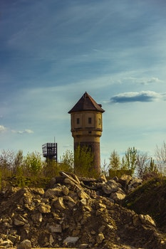 Free stock photo of tower, museum, silesia, mine shaft