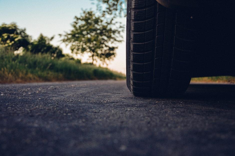 asphalt, car, driving