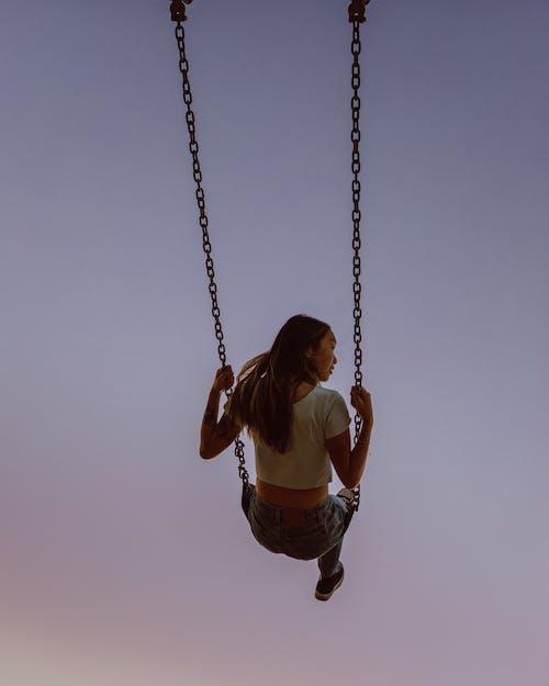 Бесплатное стоковое фото с активный отдых, баланс, веревка