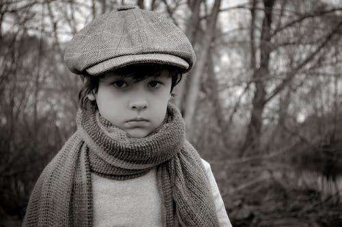 Immagine gratuita di autunno, bambino, berretto