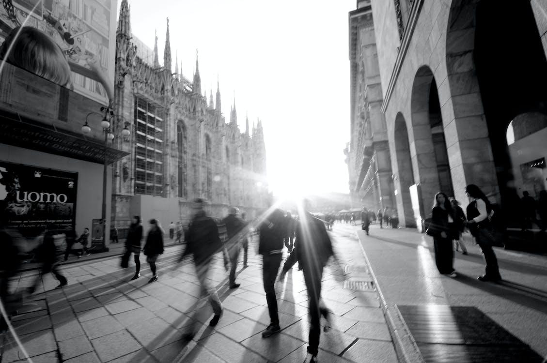 Бесплатное стоковое фото с milano, дуомо, италия