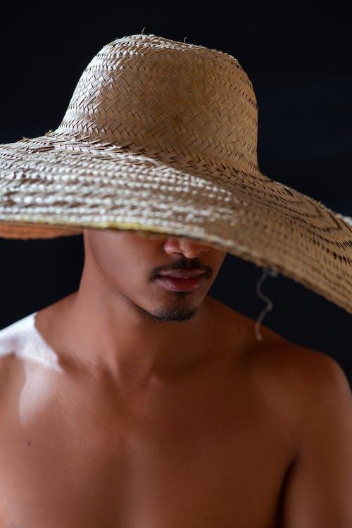 Kostenloses Stock Foto zu arena, bräunen, cowboy-hut
