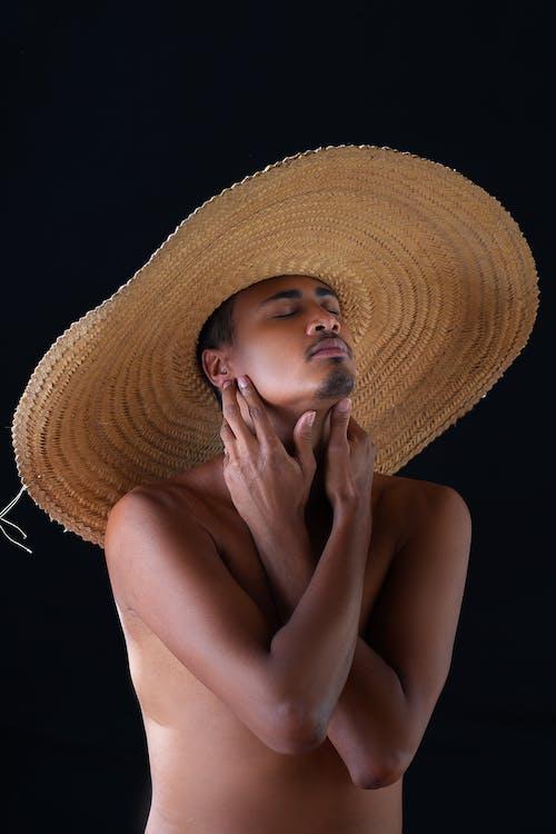 Kostenloses Stock Foto zu afroamerikaner, bräunen, deckel