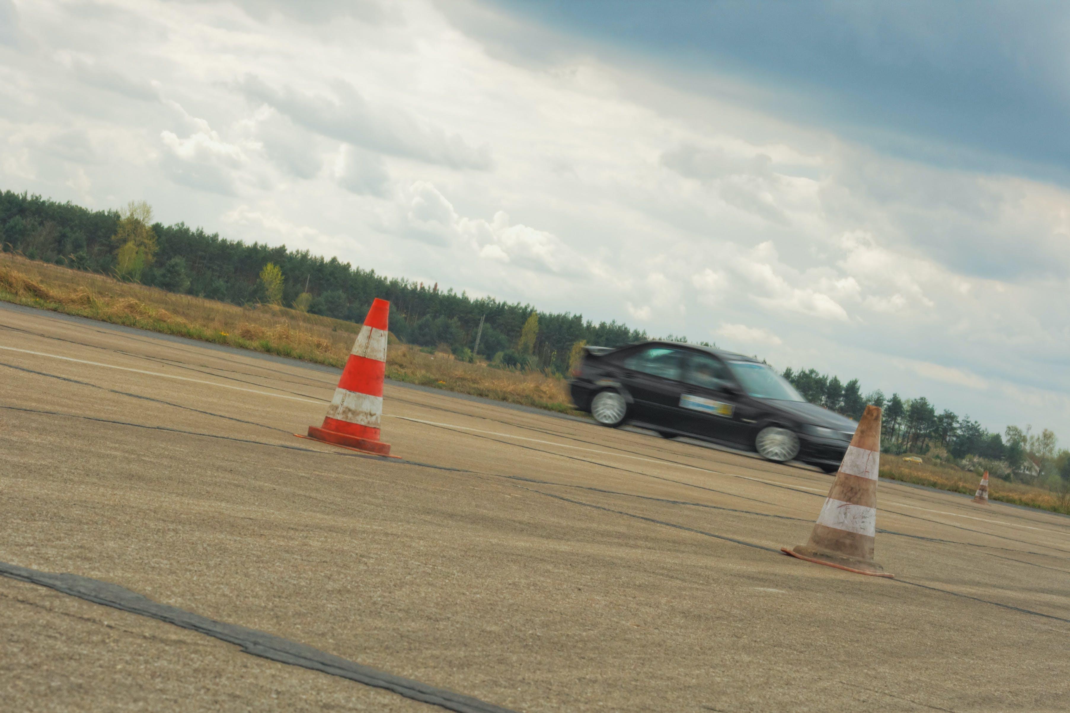 Free stock photo of car, speed, racing