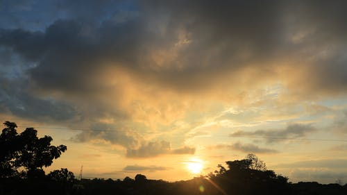 Fotos de stock gratuitas de cielo timelapse, lapso de tiempo, nuvens de lapso de tempo