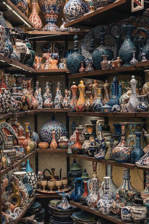 Darmowe zdjęcie z galerii z asortyment, bazar, dekoracja