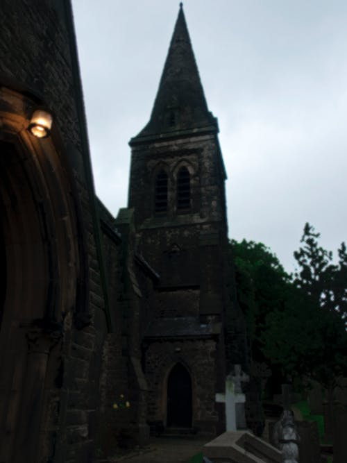 Free stock photo of old church