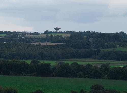 Free stock photo of water tower ormskirk