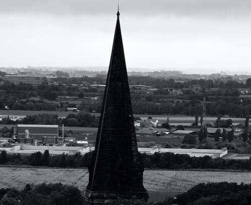Free stock photo of spire