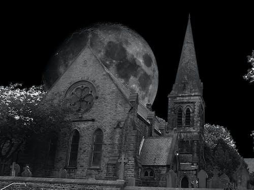 Free stock photo of church, dalton