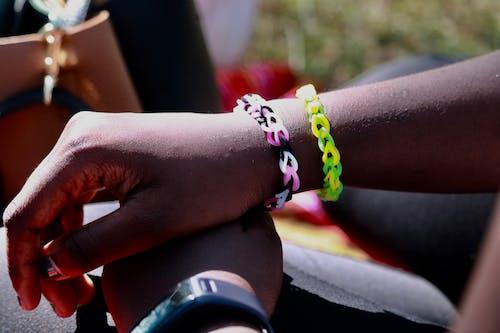 孩子的手, 织机乐队 的 免费素材照片