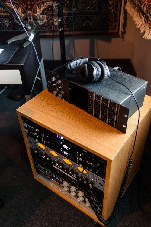 Ingyenes stockfotó analóg, audio, beltéri témában
