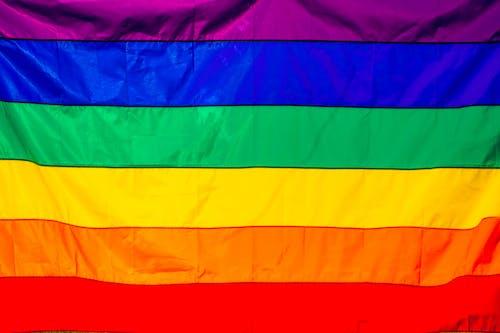 Fotos de stock gratuitas de bandera arcoiris, banderola, banner