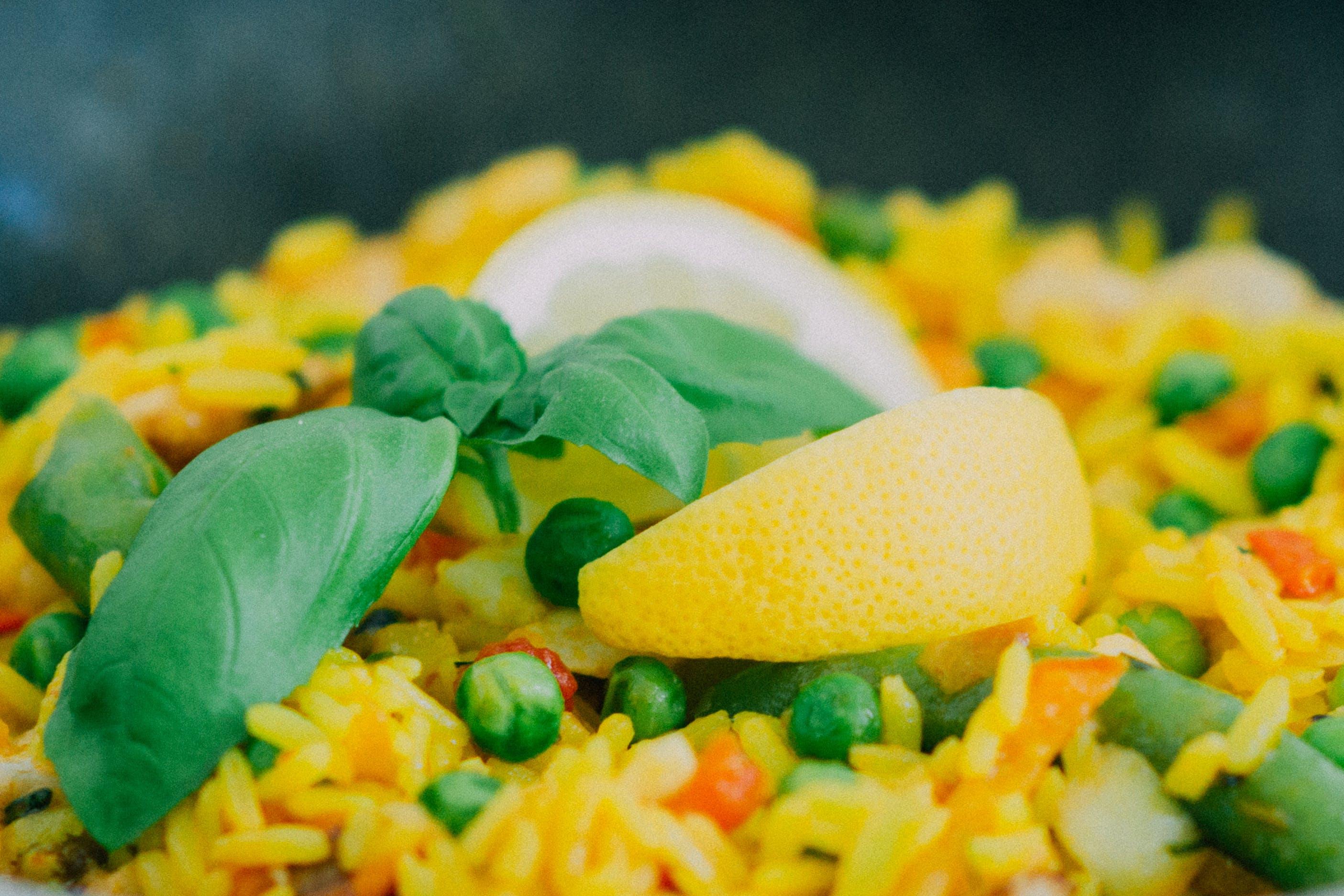 food, healthy, peas