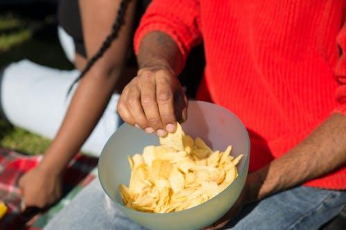 Kostenloses Stock Foto zu essen, festhalten, halten