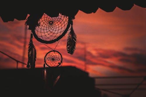 경치, 도시의 불빛, 도시의 삶, 드림 캐처의 무료 스톡 사진