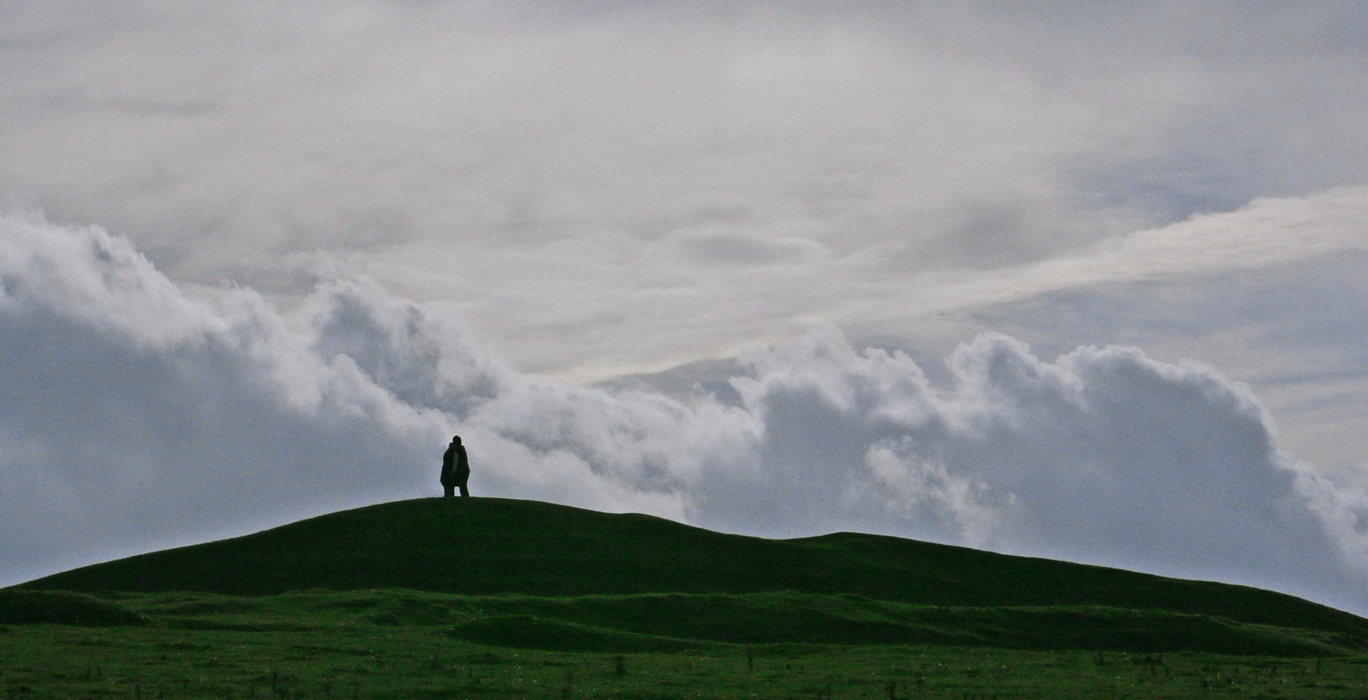 Free stock photo of clouds, dramatic sky, silhouette