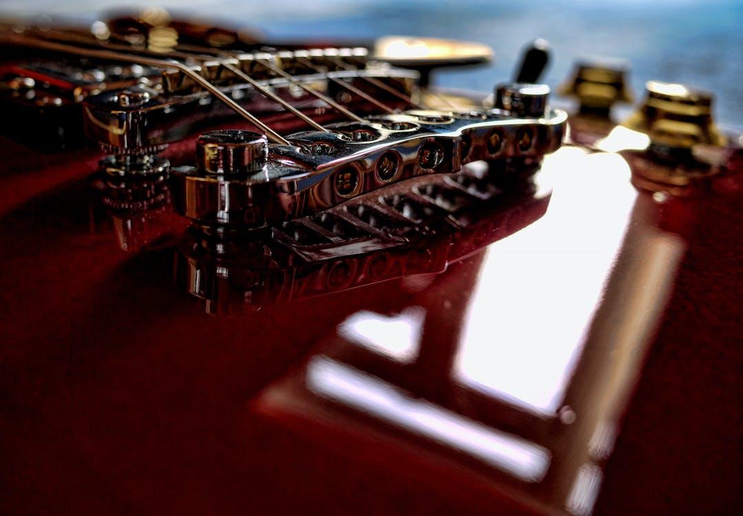 Free stock photo of close up, electric guitar, guitar