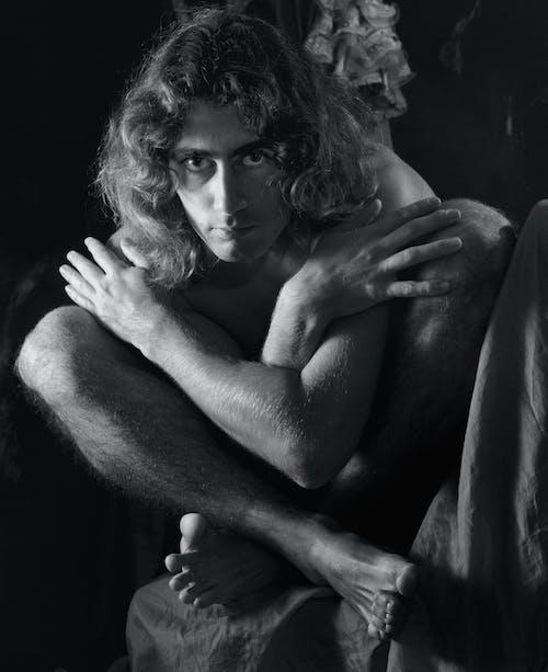 Kostnadsfri bild av bar överkropp, intimitet, kärlek