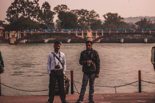 Free stock photo of photographers