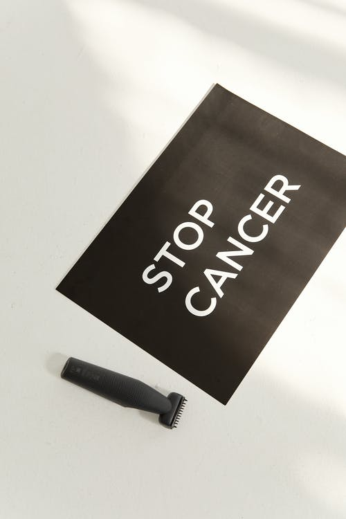 Stop Cancer Message