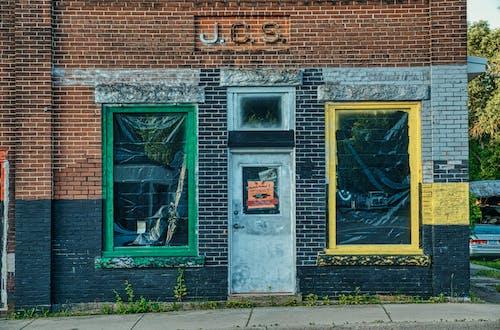 Ilmainen kuvapankkikuva tunnisteilla arkkitehtuuri, graffiti, ikkuna