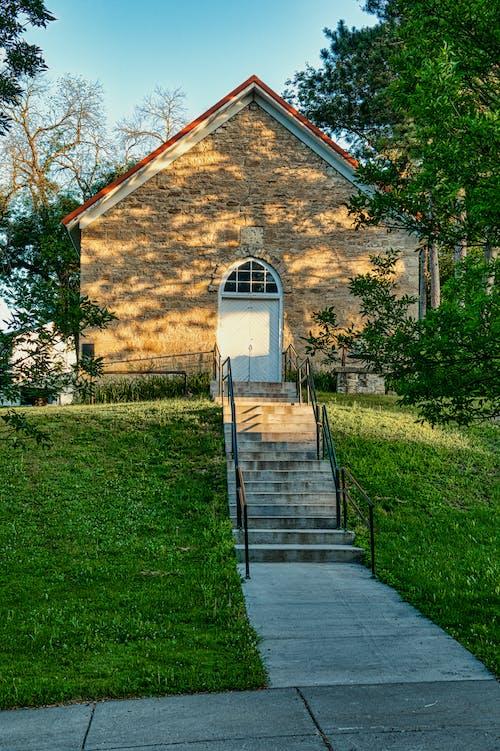 Ilmainen kuvapankkikuva tunnisteilla arkkitehtuuri, katu, kirkko