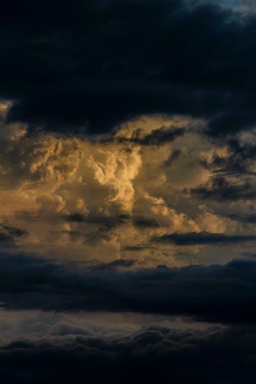 Безкоштовне стокове фото на тему «Буря, вечір, вода»