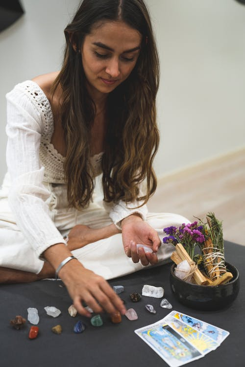 Immagine gratuita di chakra, donna, guarigione spirituale