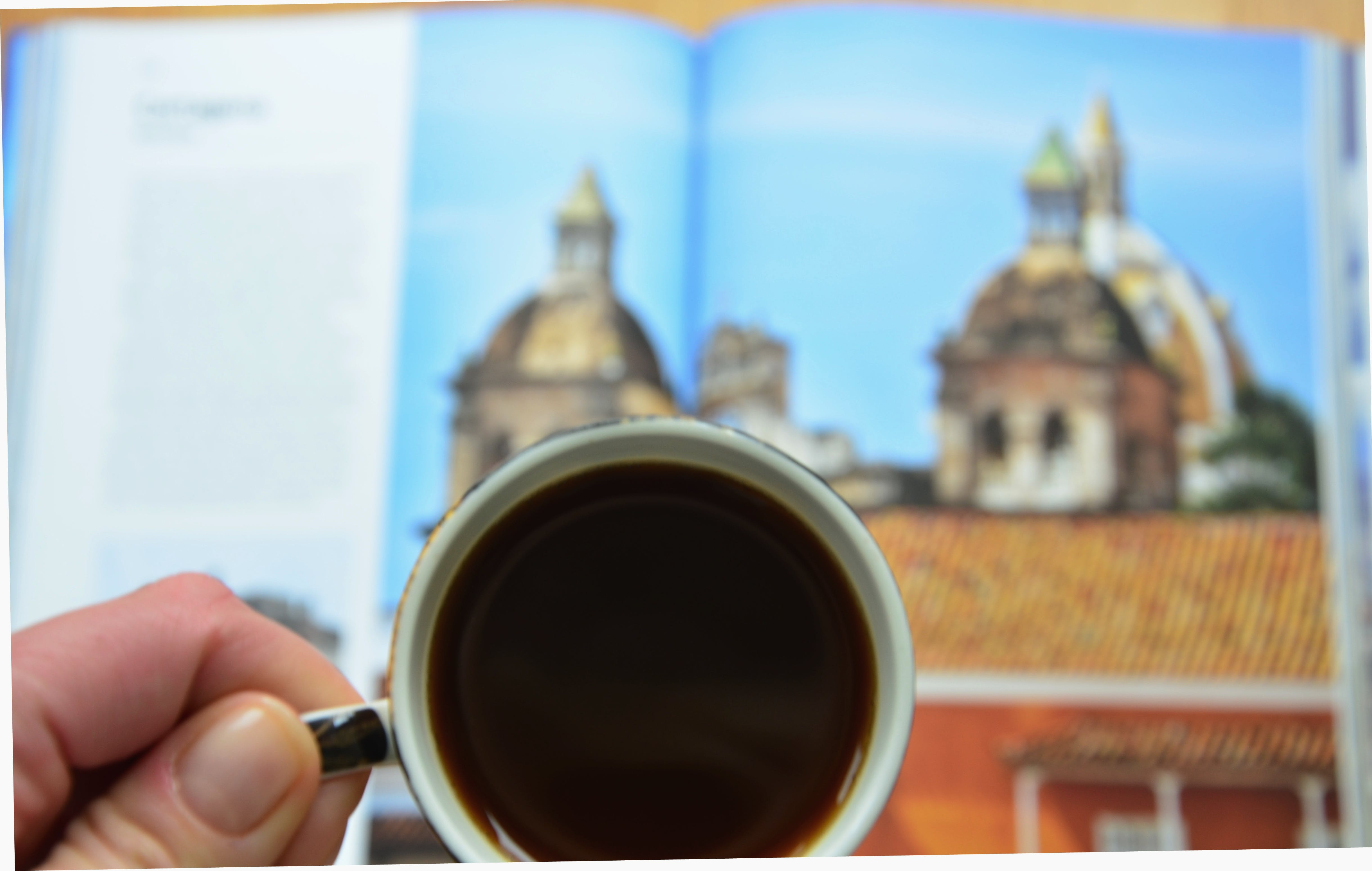 Free stock photo of coffee, travelling