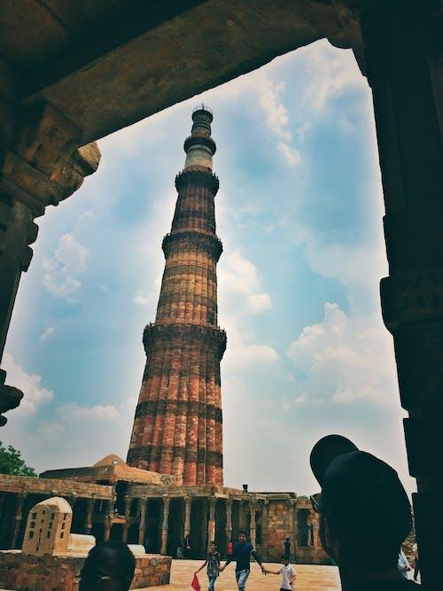Gratis lagerfoto af Delhi, fotografi, historisk, Indien