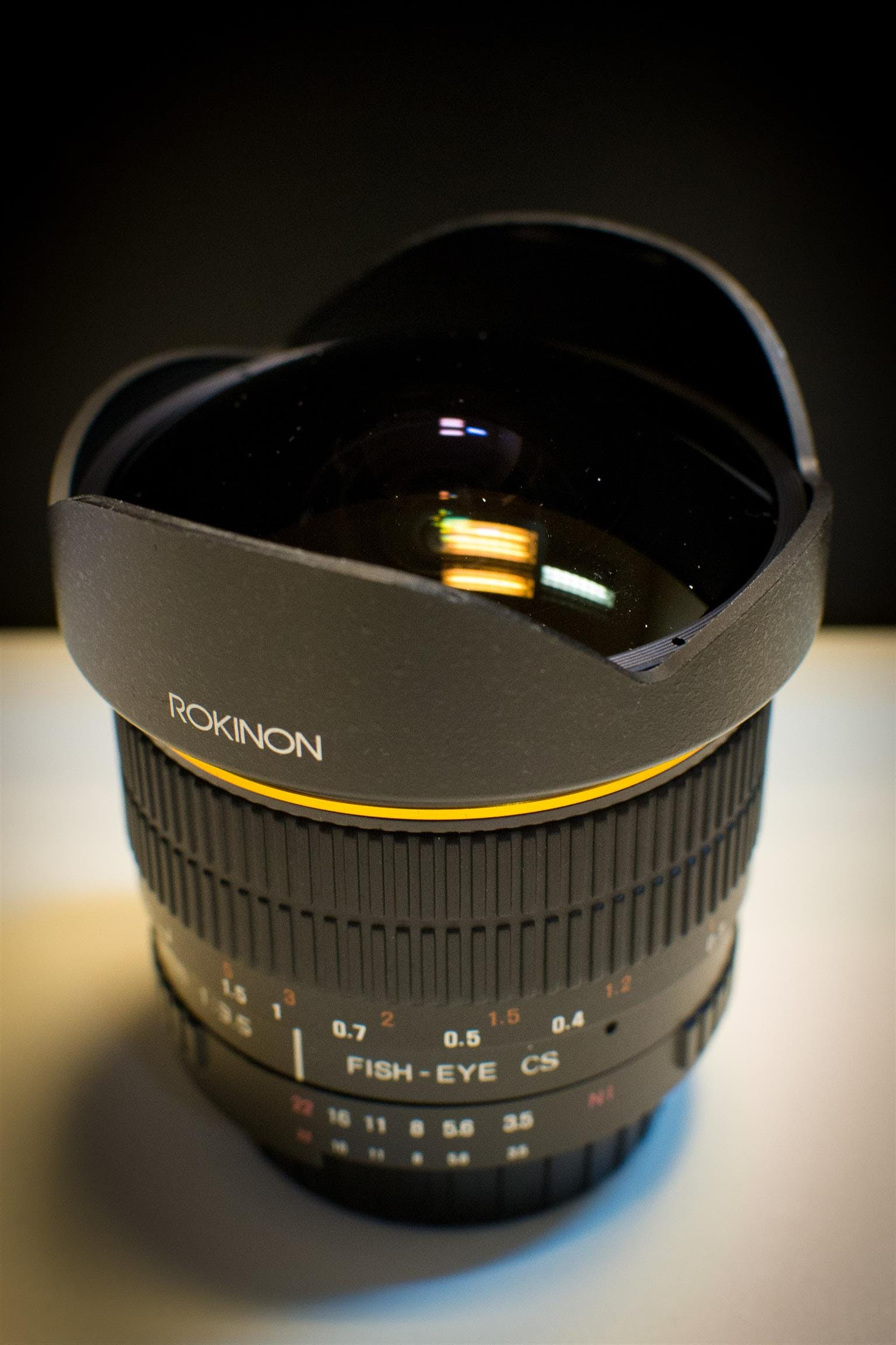 Free stock photo of 8mm, fisheye, lens, rokinon
