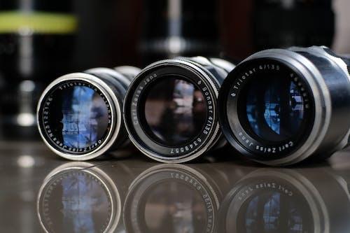 Ilmainen kuvapankkikuva tunnisteilla 135mm, analogiset kamerat, antiikki