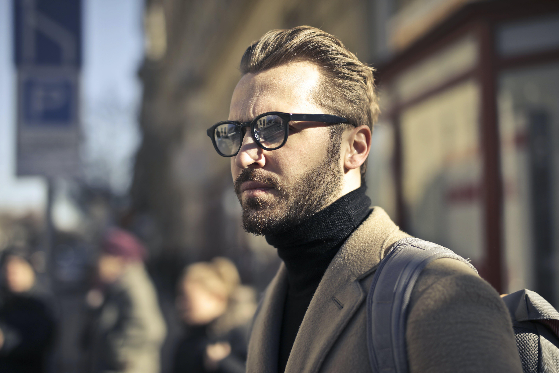 Immagine gratuita di barba, bianco, città, folla