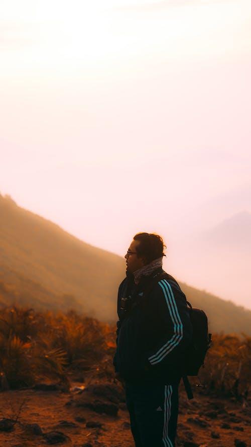 Free stock photo of adventure, backlit, dawn