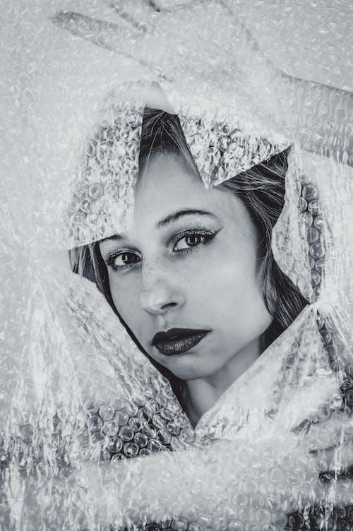 Immagine gratuita di adulto, bianco e nero, donna