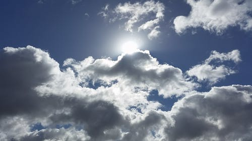 Free stock photo of blue sky, clear sky, cloud, cloudiness